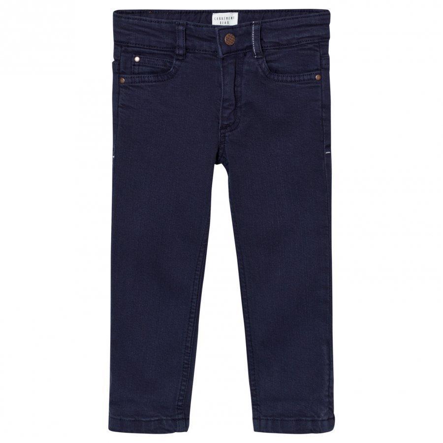 Carrément Beau Indigo Slim Fit Jeans Farkut