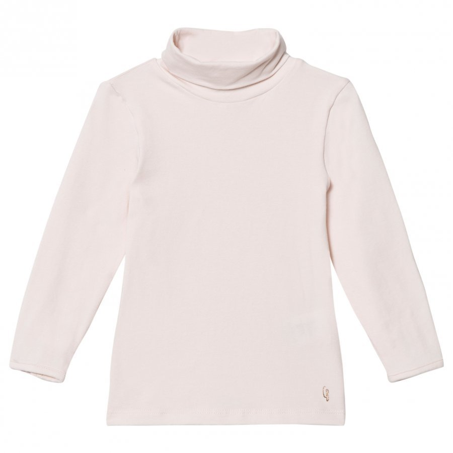 Carrément Beau Polo Neck Off White T-Paita