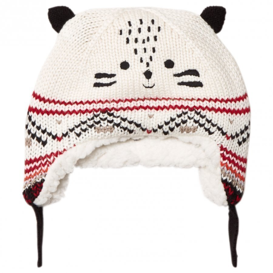 Catimini Knit Tiger Hat Pipo