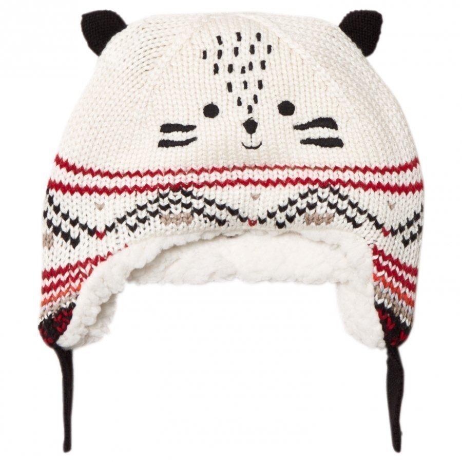 Catimini Knit Tiger Hat Pipo