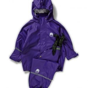 CeLaVi Basic Rainwear Suit -Solid