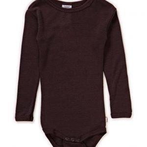 CeLaVi Body L/Sl -Coloured Wool