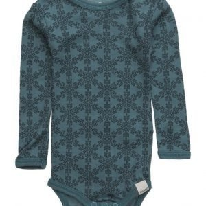 CeLaVi Body Ls Ao-Printed Wool
