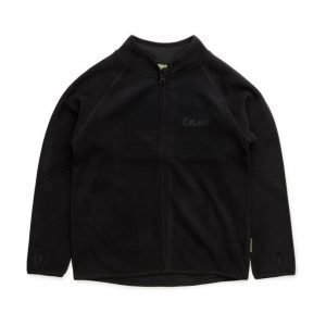 CeLaVi Fleece Jacket -Solid