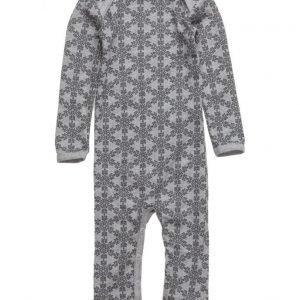 CeLaVi Jumpsuit Ls Ao-Printed Wool