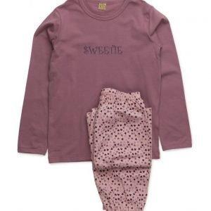 CeLaVi Pyjamas With Girl Print