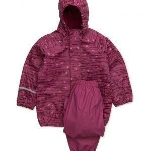 CeLaVi Rainwear -Aop W. Fleece
