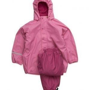 CeLaVi Rainwear -Solid W.Fleece