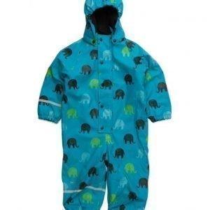 CeLaVi Rainwear Suit -Aop W.Fleece