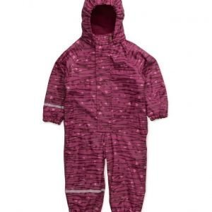 CeLaVi Rainwear Suit -Aop W.Fleece