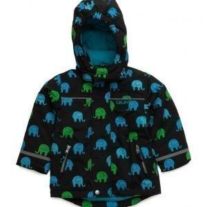 CeLaVi Snow Jacket W. Aop Elephants