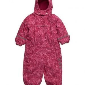 CeLaVi Snowsuit -Print W. 2 Zippers