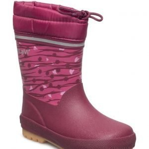CeLaVi Thermal Wellies Aop W.Linning