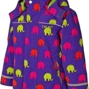 Celavi Takki AO Elefantit Dark Purple