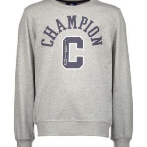 Champion B Crewneck Sweatshirt collegepaita