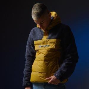 Champion Hooded Jacket Takki Kirjava