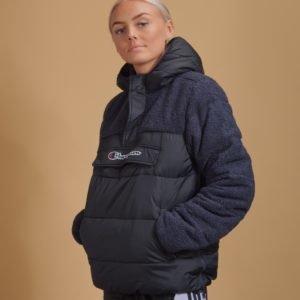 Champion Hooded Jacket Takki Musta