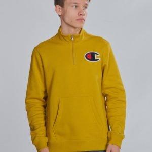 Champion Rochester Half Zip Sweatshirt Neule Keltainen
