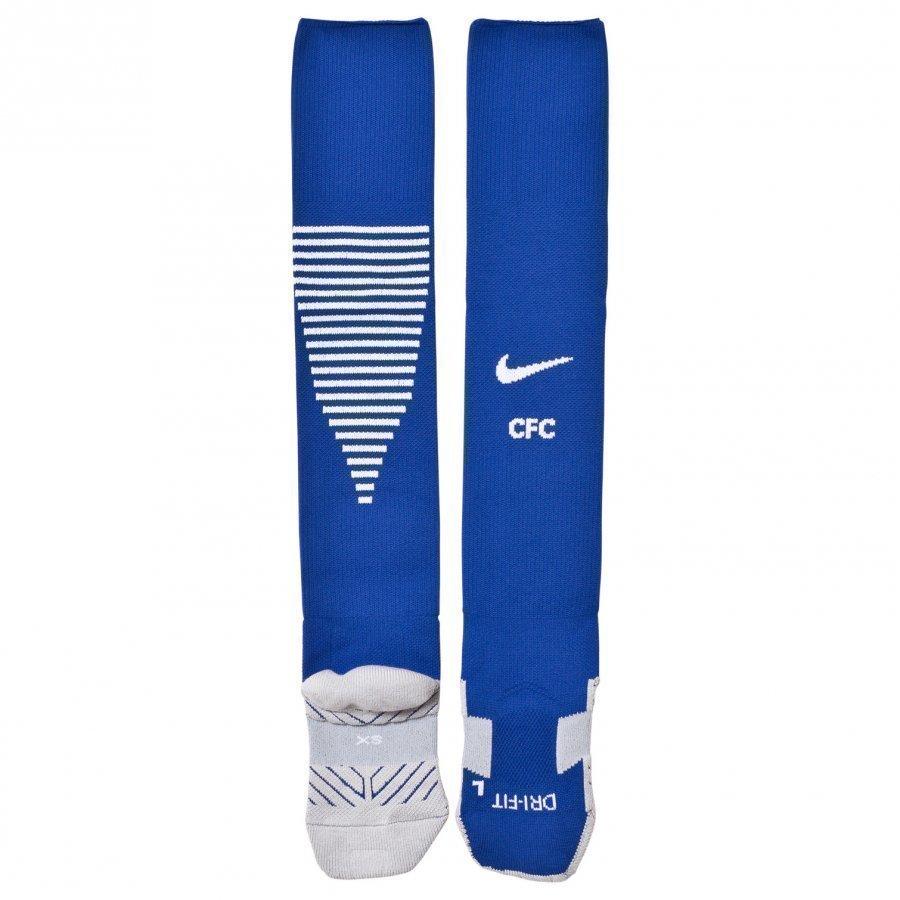 Chelsea Fc Blue Chelsea Fc Stadium Away Sock Jalkapallosukat