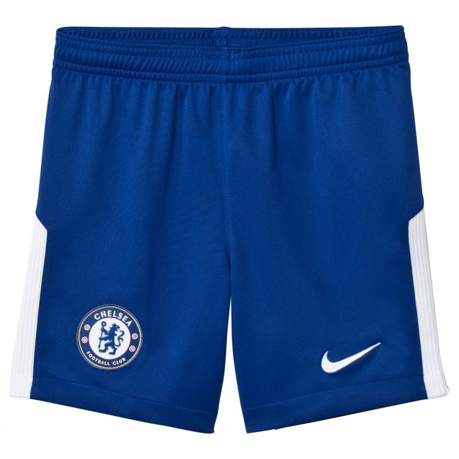 Chelsea Fc Blue Junior Stadium Shorts Jalkapalloshortsit