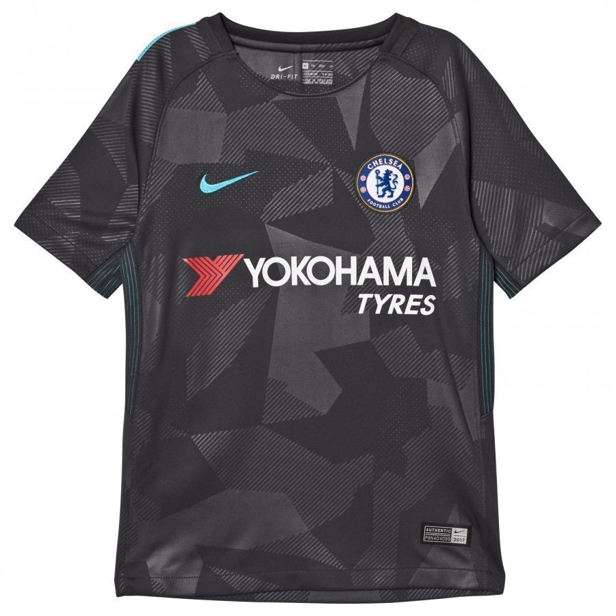 Chelsea Fc Junior Stadium Third Kit T-Shirt Jalkapallopaita