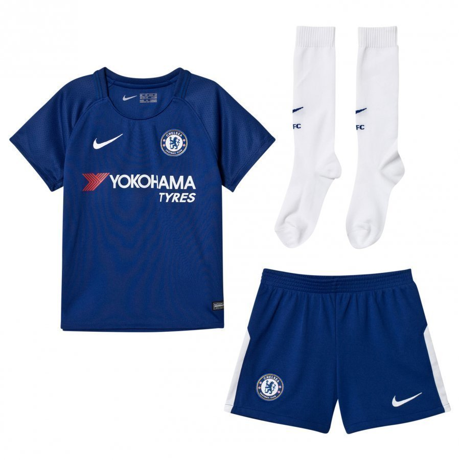 Chelsea Fc Kids Home Kit Jalkapalloasu