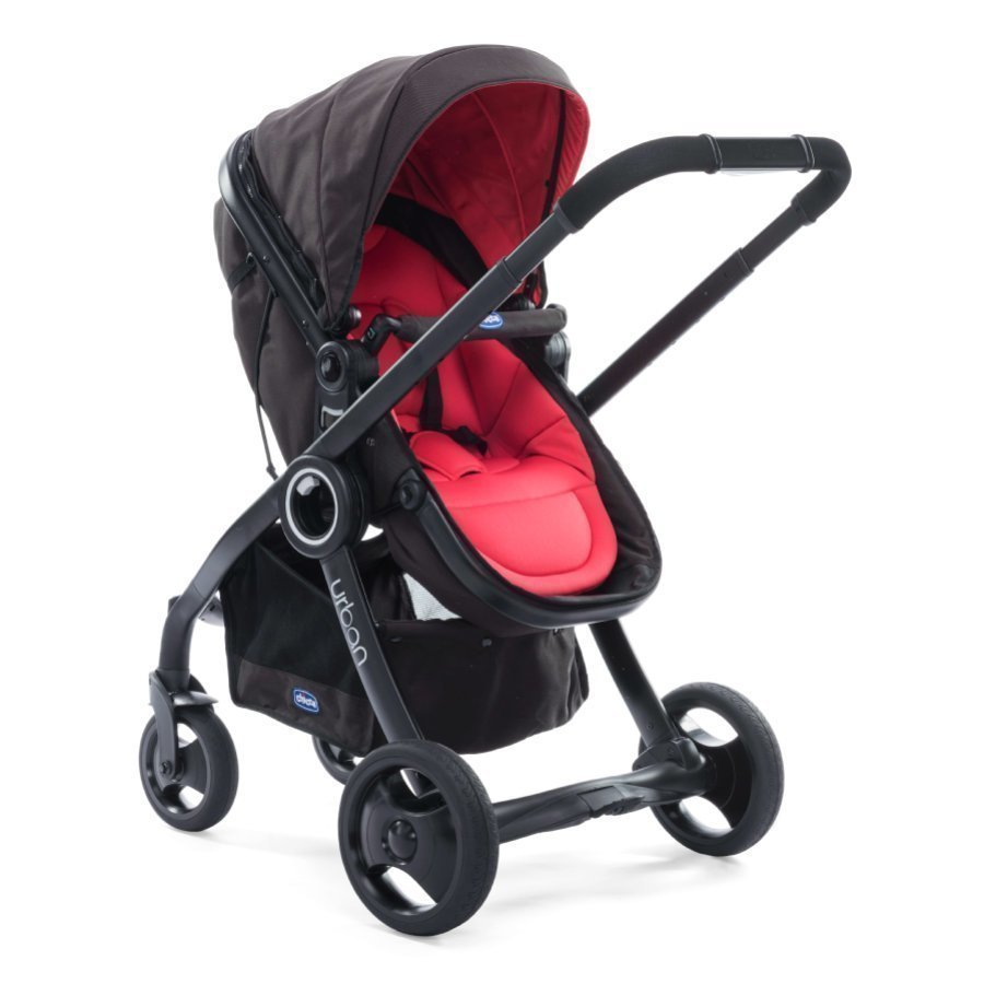 Chicco Color Pack Urban Rattaille Red Passion
