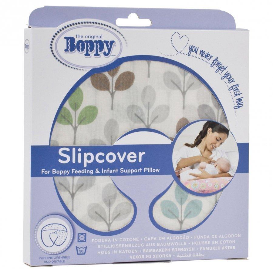 Chicco Cover For Boppy Silverleaf Imetystyyny