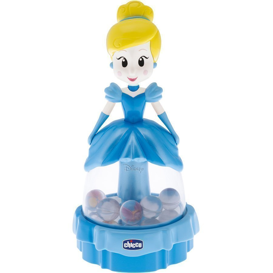 Chicco Disney Princess Tuhkimo Hyrrä