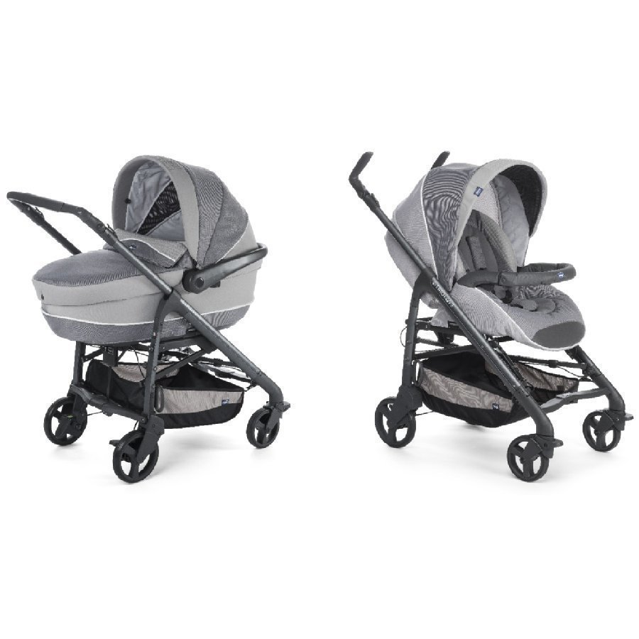 Chicco Duo System Love Motion Elegance Lastenvaunut