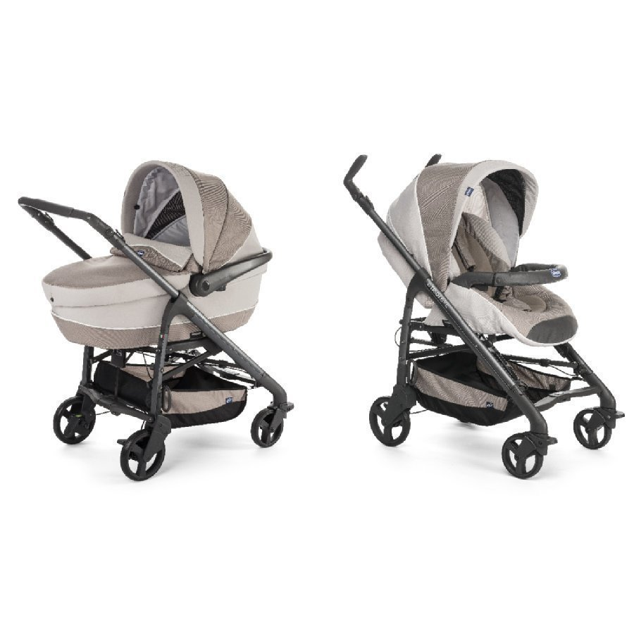 Chicco Duo System Love Motion Truffles Lastenvaunut