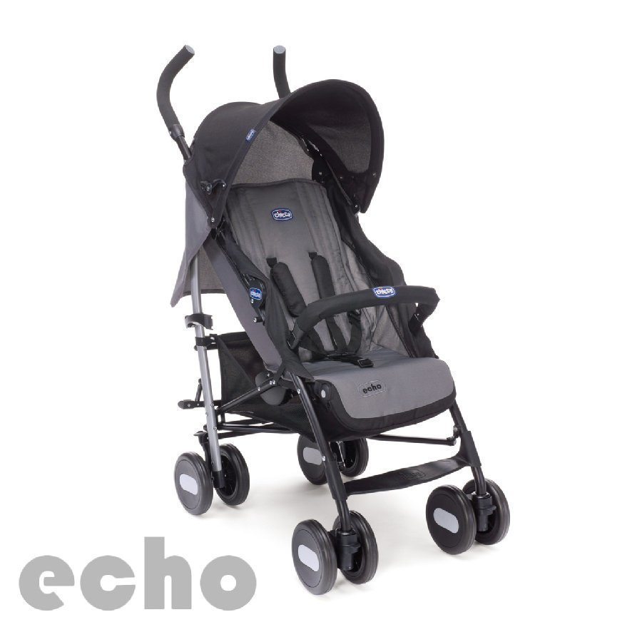 Chicco Echo Coal Matkarattaat