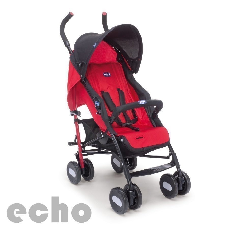 Chicco Echo Garnet Matkarattaat