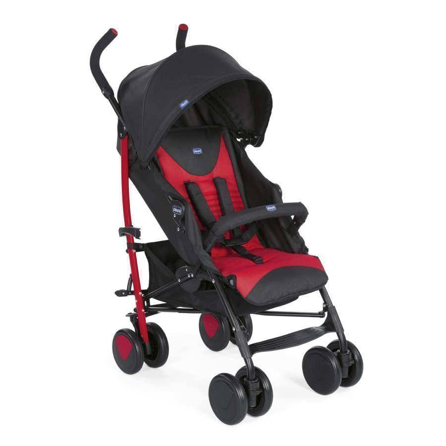 Chicco Echo Scarlet Matkarattaat