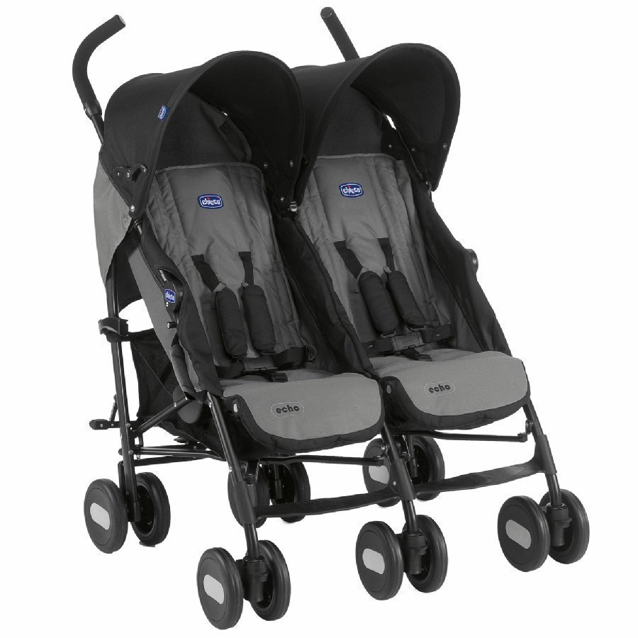 Chicco Echo Twin Coal Matkarattaat