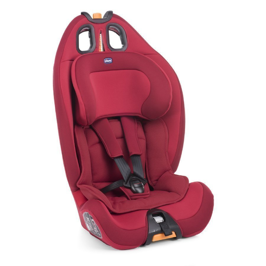 Chicco Gro Up 123 Red Passion Turvaistuin