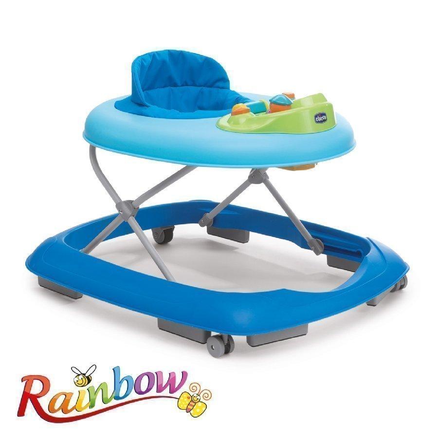 Chicco Kävelytuoli Rainbow Blue Mallisto 2015