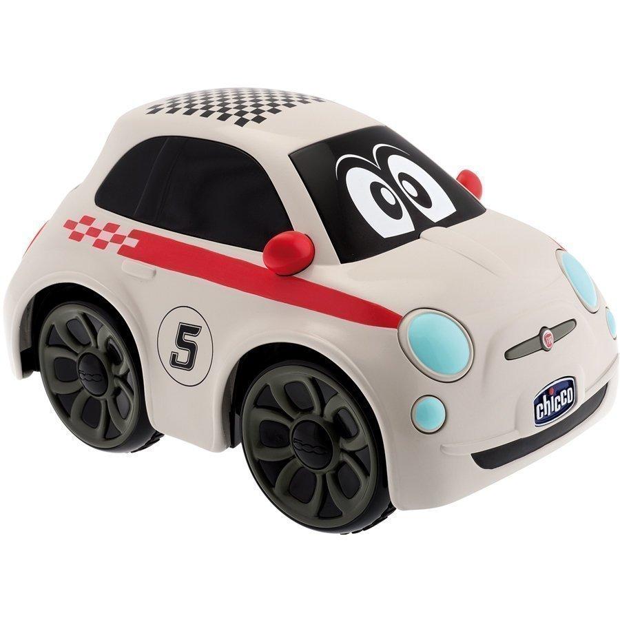 Chicco Kauko Ohjattava Auto Fiat 500 Rc Sport