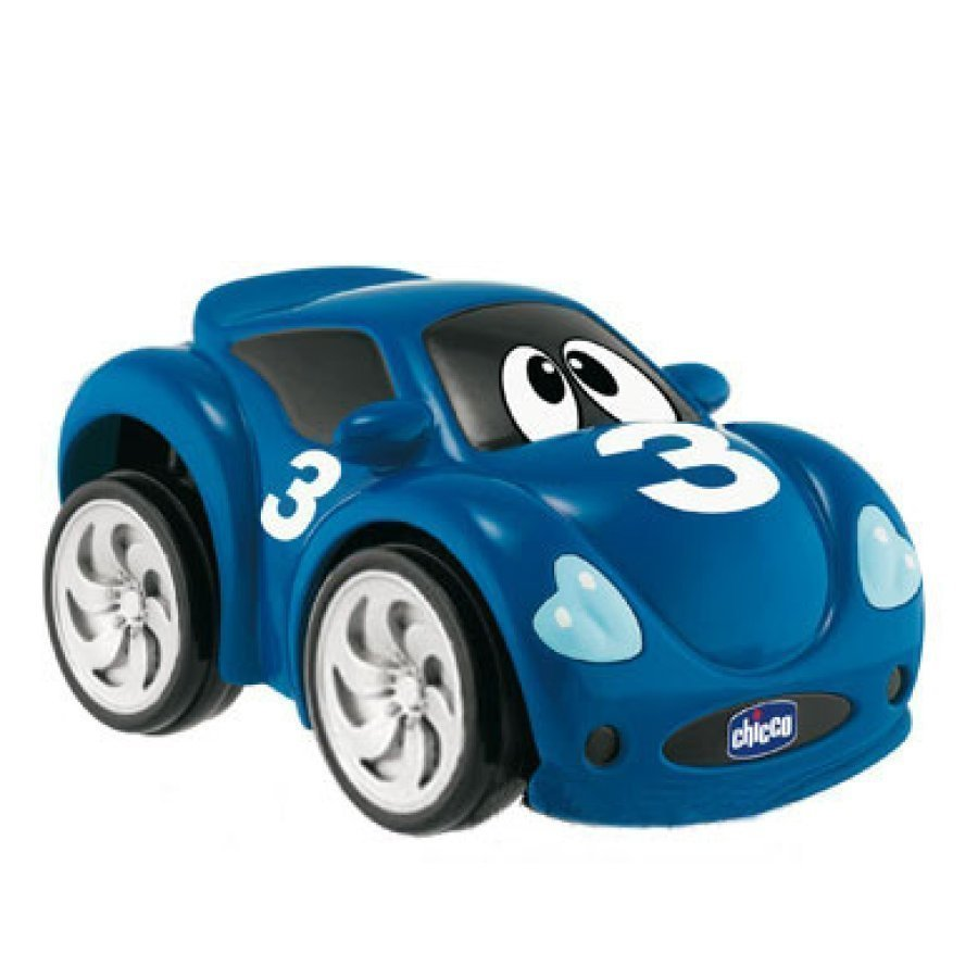 Chicco Leikkiauto Turbo Touch Fastblue