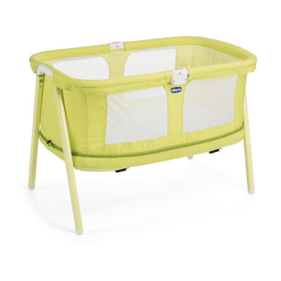 Chicco Lullago Zip Matkasänky Lemon Drop