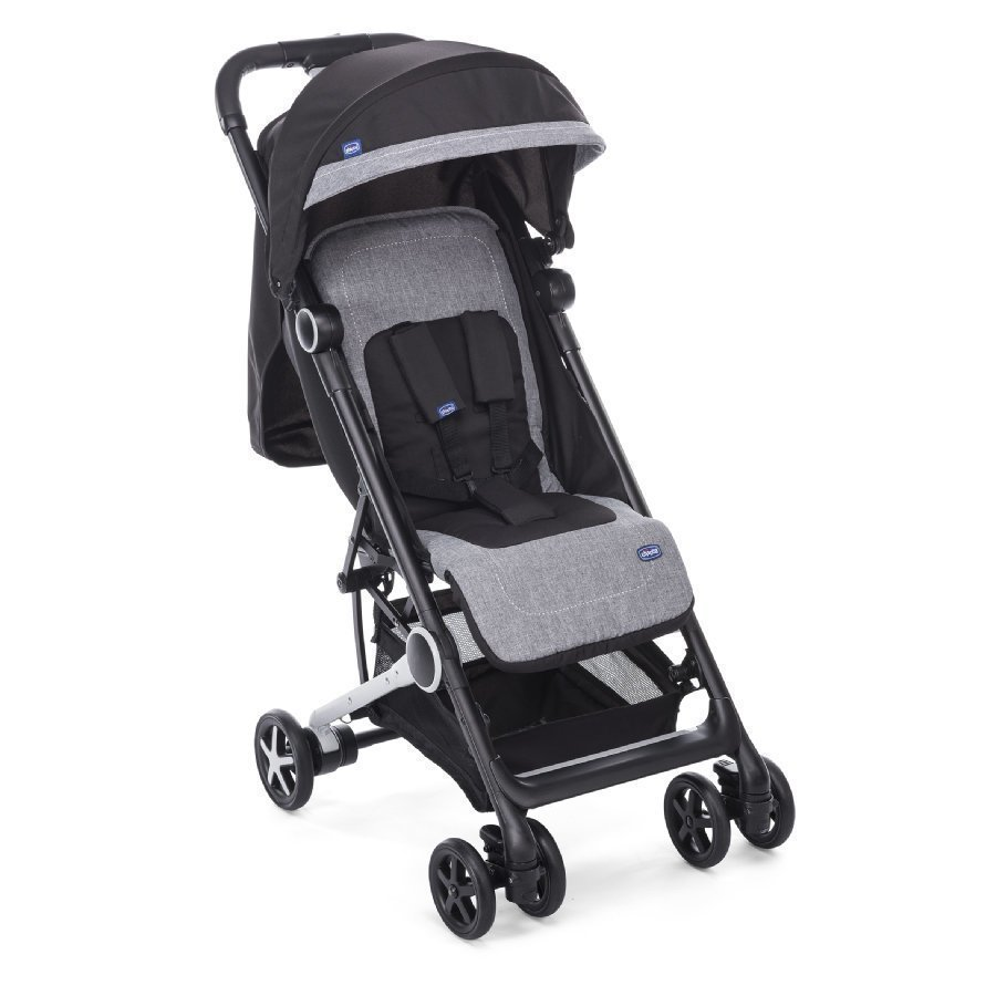Chicco Miini Mo Black Night Matkarattaat