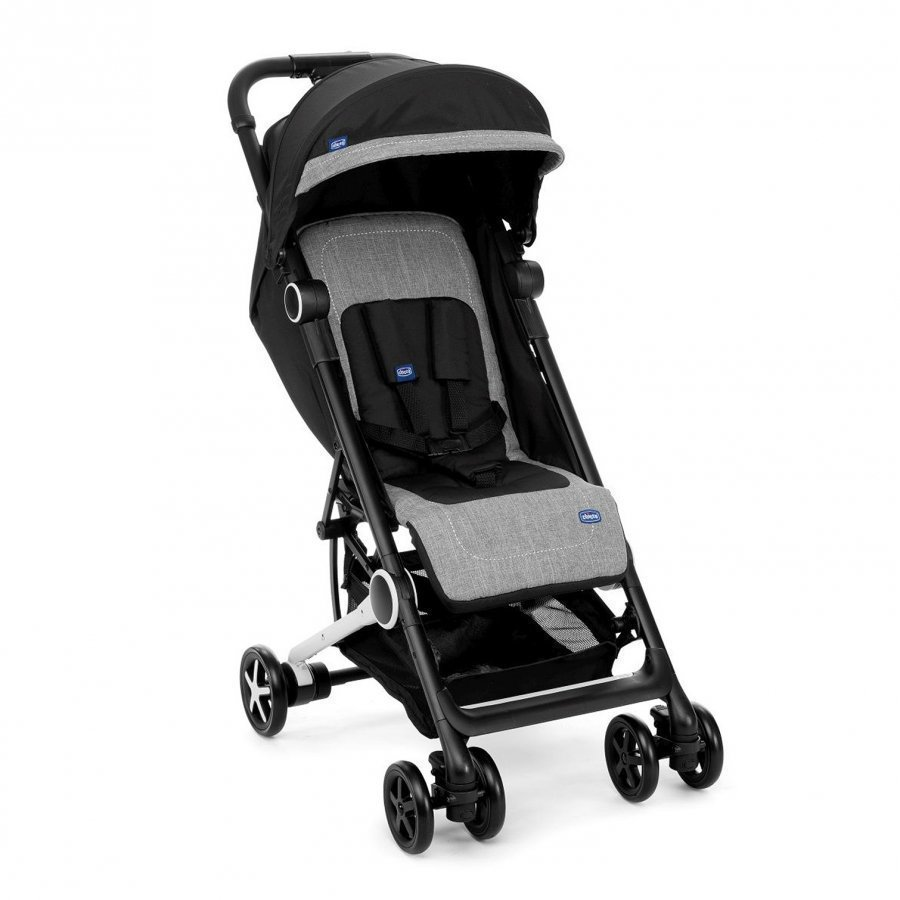 Chicco Miinimo Stroller Black Night 2017 Sateenvarjorattaat
