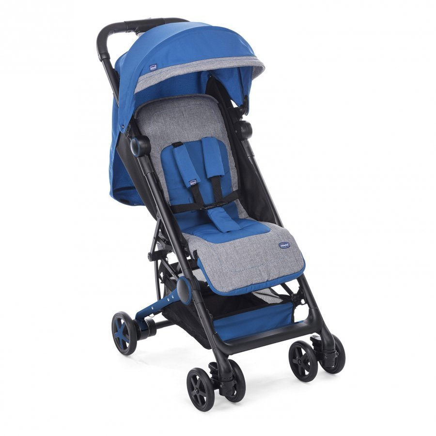 Chicco Miinimo Stroller Power Blue 2017 Sateenvarjorattaat
