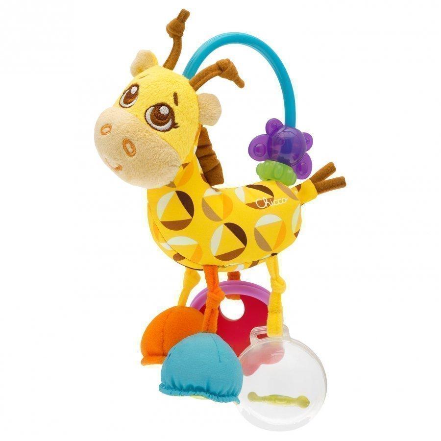 Chicco Mrs. Giraffe Rattle Aktiviteettilelu