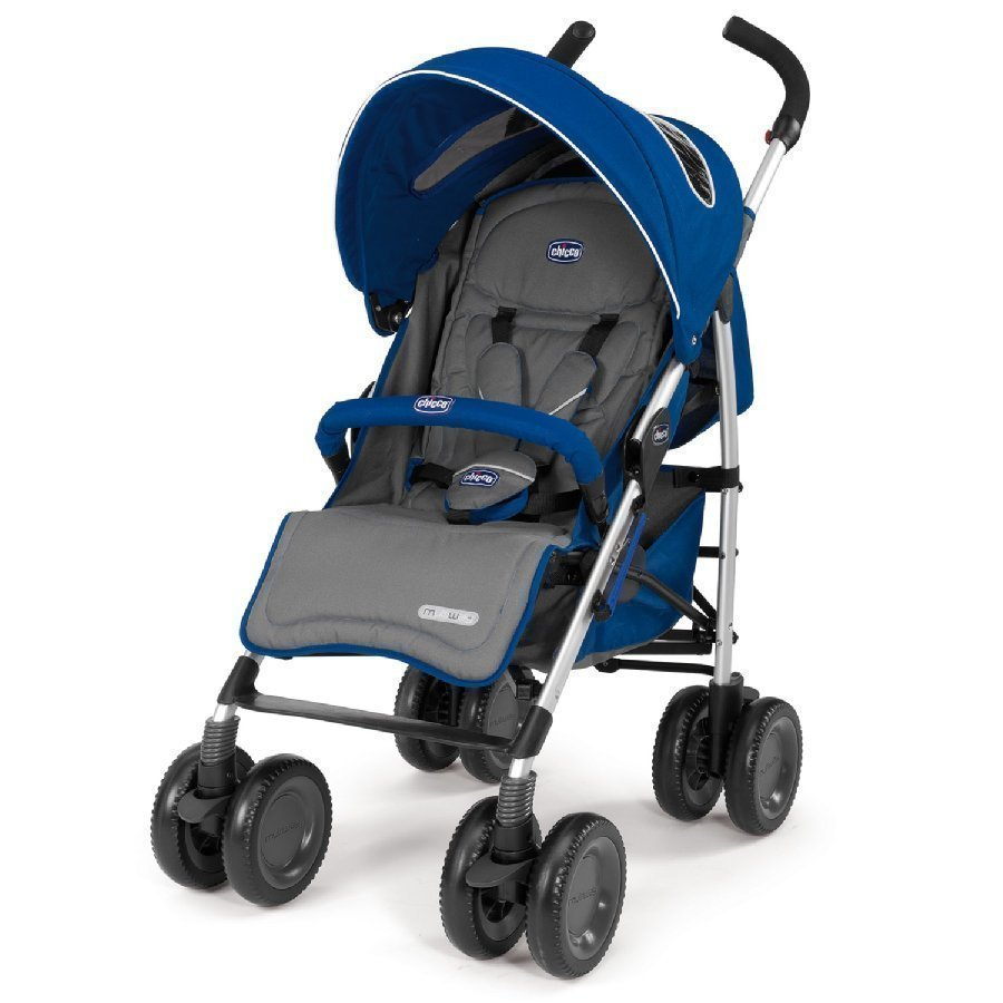 Chicco Multiway Evo Blue Lastenrattaat