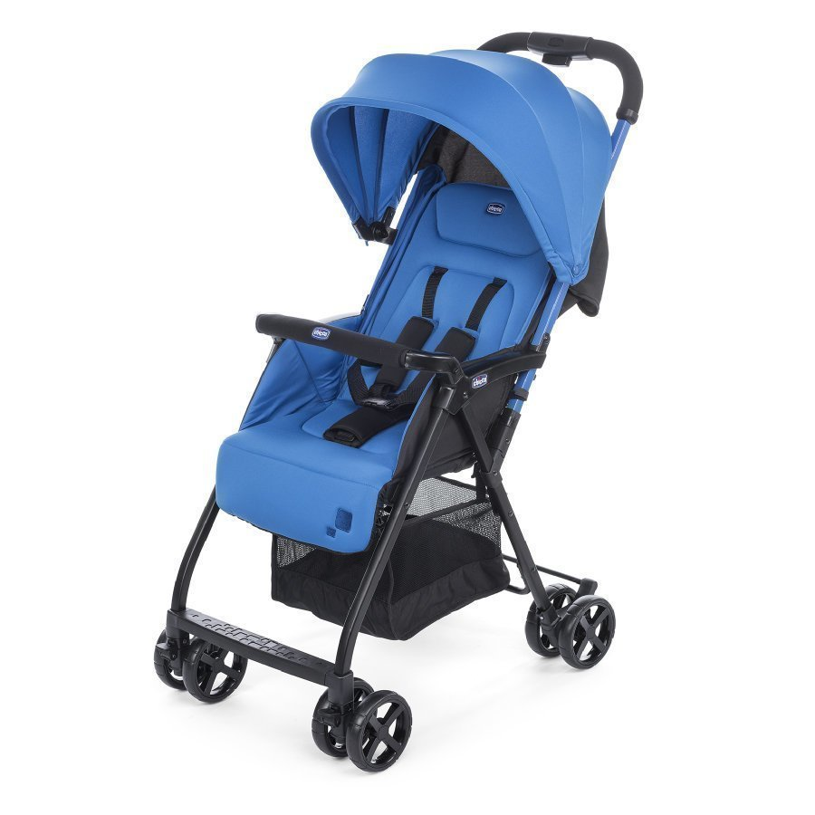 Chicco Ohlala Power Blue Matkarattaat