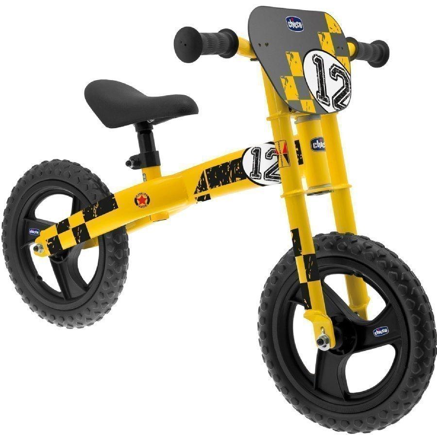 Chicco Potkupyörä Yellow Thunder