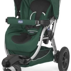 Chicco Rattaat Active3 Evergreen