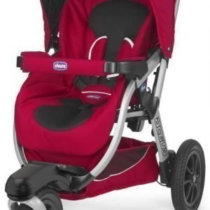Chicco Rattaat Active3 Red Wave
