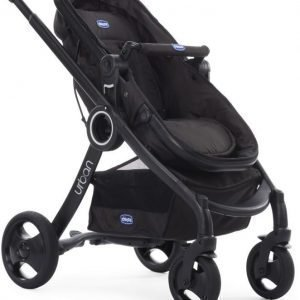 Chicco Rattaat Urban Plus Crossover Black